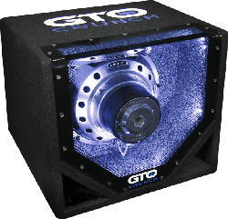 Subwoofer GTO 10 BP, 600 Watt MAX.
