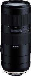 TAMRON DI 70 mm-210 mm f/4 VC, AF-S, Di, USD (Objektiv für Nikon F-Mount, Schwarz)