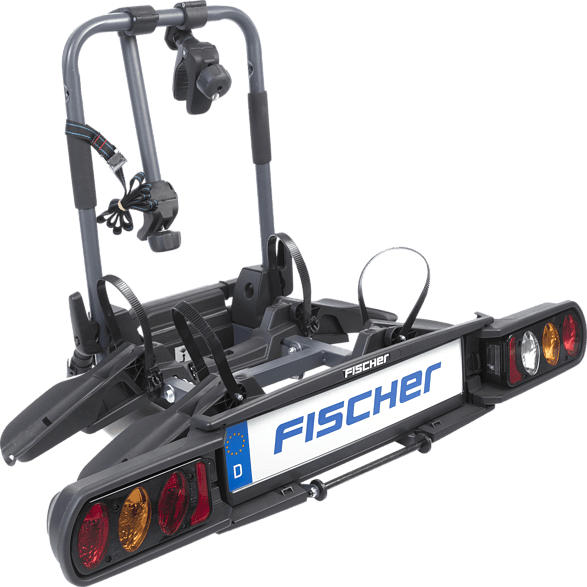 FISCHER 126001 ProLineEvo Kupplungs-Fahrradträger