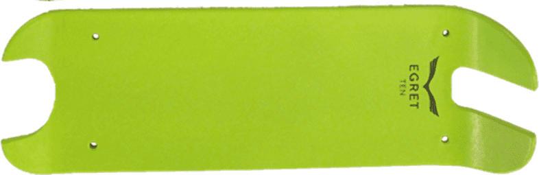 Trittbrett EGRET E-10, lemon green