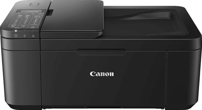 CANON Pixma TR4550 2 FINE Druckköpfe mit Tinte (BK, CL) Multifunktionsdrucker WLAN
