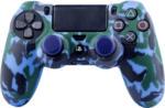 MediaMarkt PS4 Silicone Skin + Grips Camo Navy