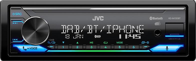 Autoradio KD-X472DBT