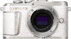 Systemkamera PEN E-PL10 weiß Gehäuse (V205100WE000)
