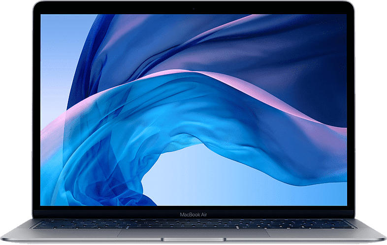 MacBook Air 13 Zoll  CTO, i7-10510Y, 16GB RAM, 256GB SSD, Space Grau (WMWTJ2D/A-C012)