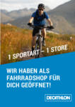 DECATHLON Als Fahrradshop für dich geöffnet! - bis 09.05.2020