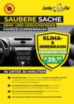 Lucky Car Klima- & Innenraumdesinfektion - bis 30.06.2020