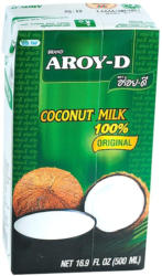 Aroy-D lait de coco UHT 500ml -