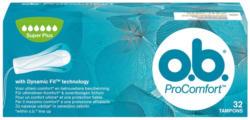 O.B. tampons super plus pro comfort 32 pcs -