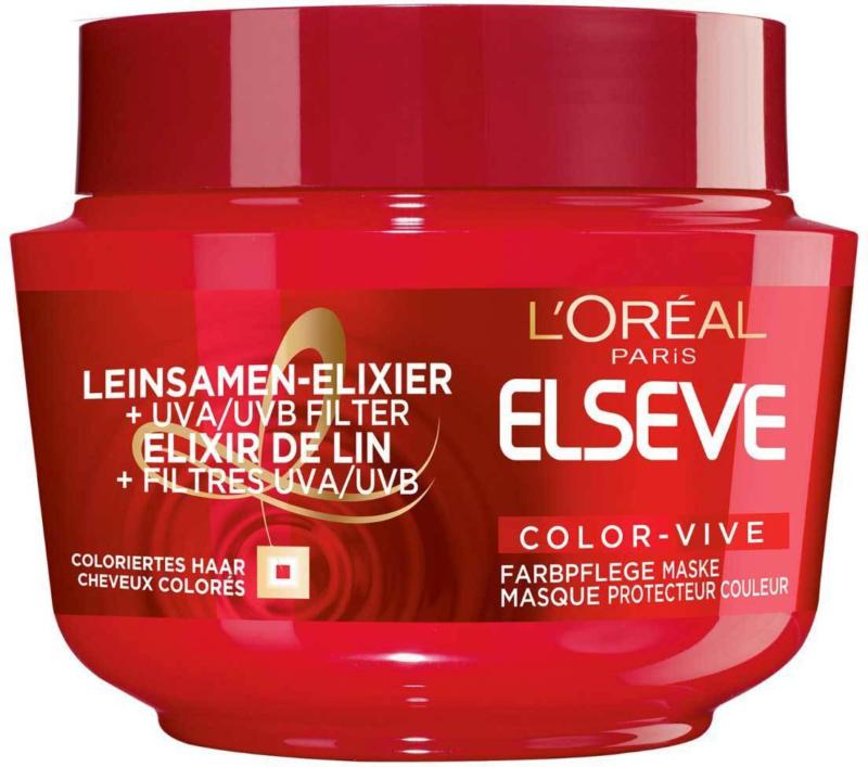 Elsève Maske Color Vive 300 ml -