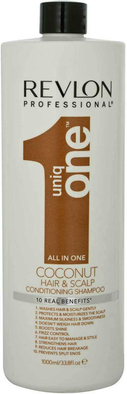 Revlon Uniq One Conditioning Shampoo Coconut 1000 ml -
