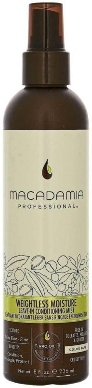 Macadamia Leave-In Conditioning Weightless Moisture 236 ml -