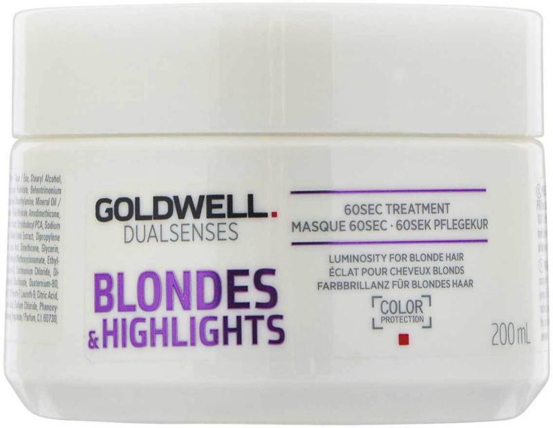 Goldwell Dualsenses Blondes & Highlights Pflegekur 200 ml -