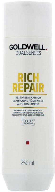 Shampoo ricostituente Goldwell Dualsenses Rich Repair 250 ml -