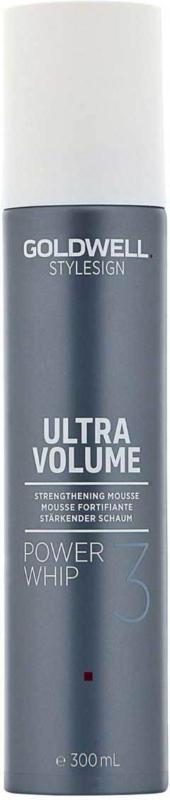 Goldwell Stylesign Ultra Volume Power Whip 3 Schaumfestiger 300 ml -