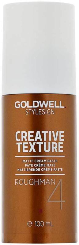 Goldwell Stylesign Creative Texture Roughman 4 Crème Paste 100 ml -