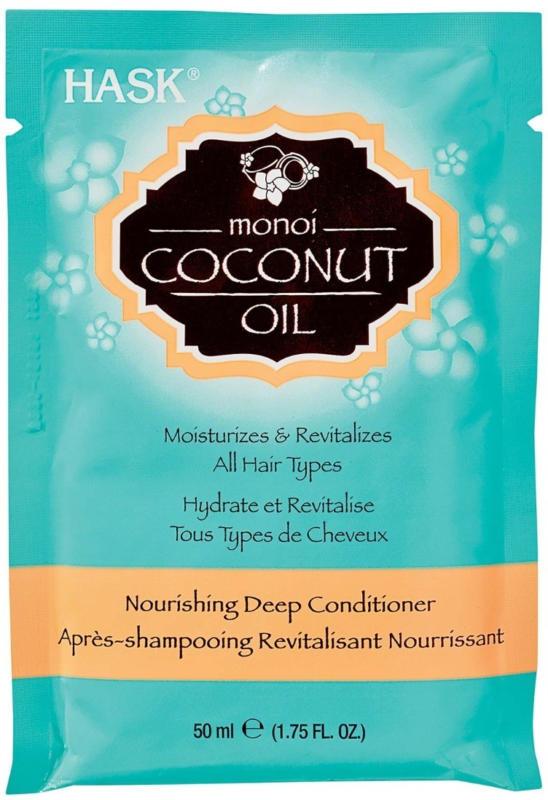 Hask Nourishing Deep Conditioner Coconut Monoi 50 ml -