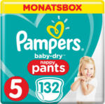 OTTO'S Pampers t. 5 Baby Dry Pants Junior 12-17 kg conf. mensile 132 pezzi -