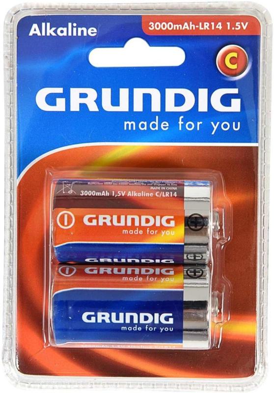 Grundig Batterie LR14 C -