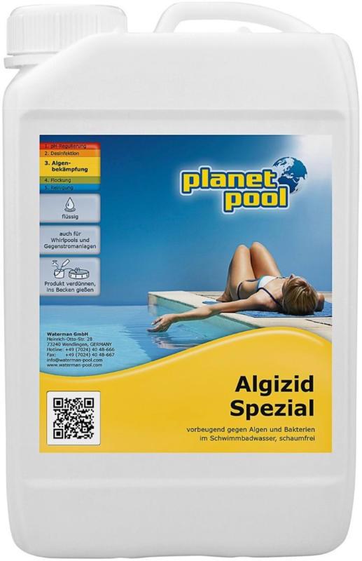 Alghicida speciale liquido Planet Pool 3L -
