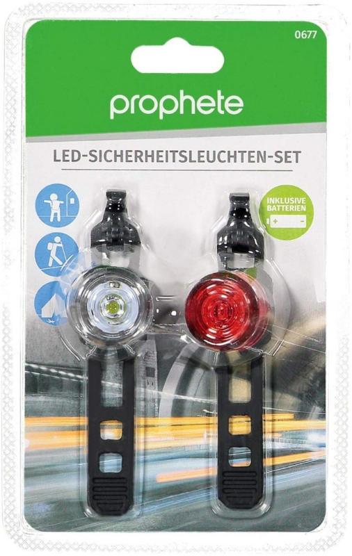 Prophete Flashlight-Set -