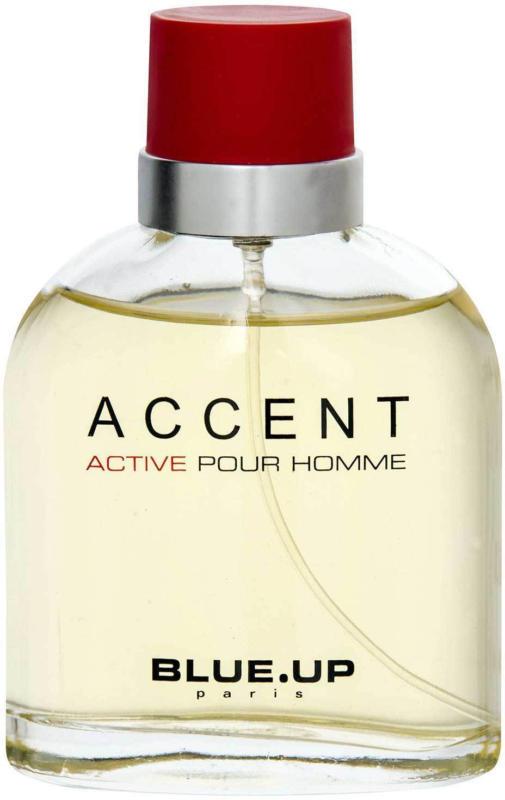 Blue Up Accent Sport Homme Eau de Toilette 100 ml -