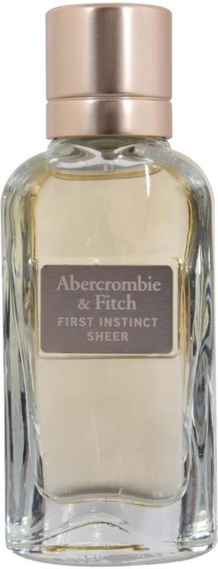 Abercrombie & Fitch First Instinct Sheer Femme Eau de Parfum 30 ml -