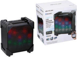 LED Speaker -
