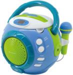OTTO'S Soundmaster Lecteur CD pour enfants1600BL bleu -