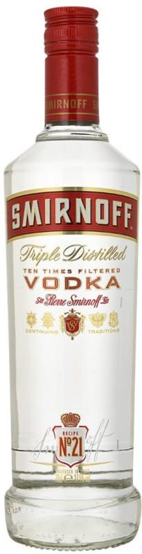 Smirnoff Vodka No. 21 70 cl -