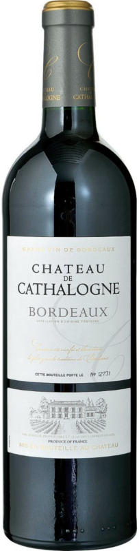 Bordeaux Chateau de Cathalogne - 6 pezzi