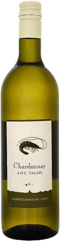 Chardonnay AOC Valais - 6 pezzi