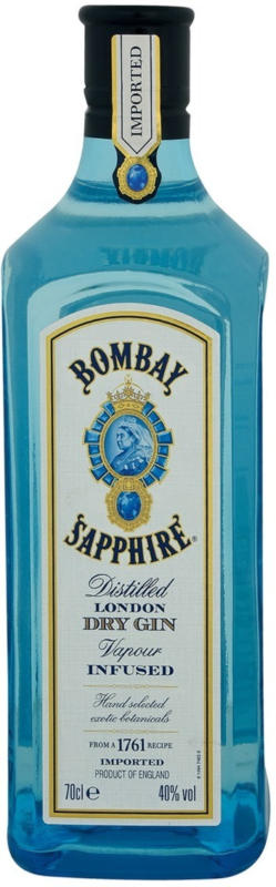 Bombay Sapphire Gin 70cl -