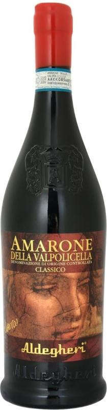 Aldegheri Amarone della Valpolicella Classico Riserva 75 cl - 6 Stück