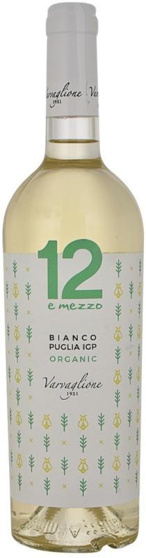 12 e mezzo Bianco Puglia Biologico IGP - 6 Stück