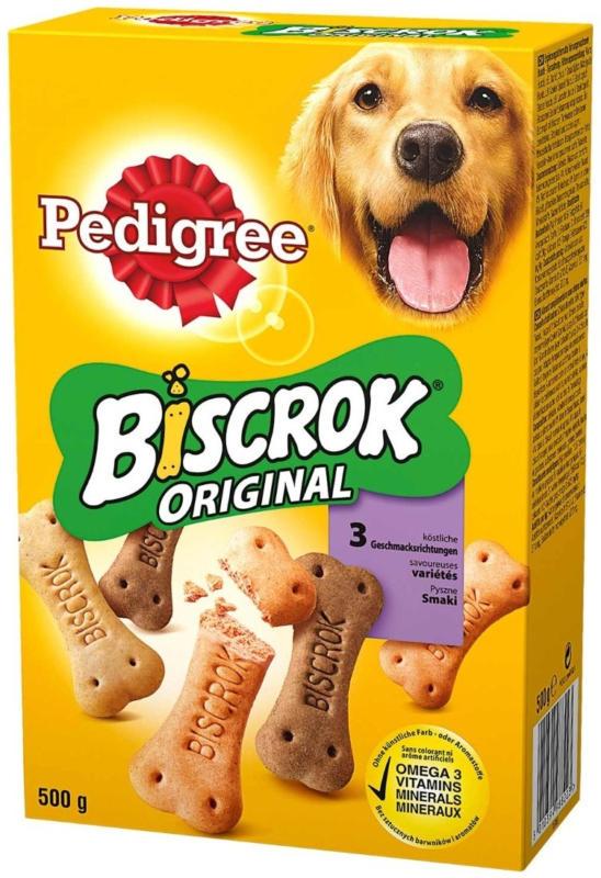 Pedigree Biscrok 500 g -