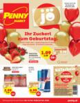 PENNY Zuckerl zum joe Geburtstag - bis 06.05.2020