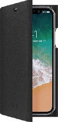 Schutzhülle Shell Case für Apple iPhone X, schwarz