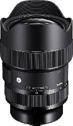 Objektiv Art 14-24mm 2.8 DG DN für Sony E, schwarz