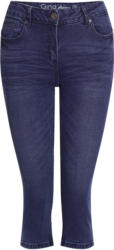 3/4 Damen Slim-Jeans im Five-Pocket-Style (Nur online)