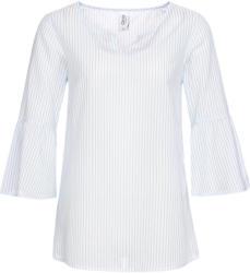Damen Bluse mit Trompetenärmeln (Nur online)
