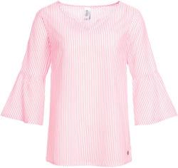 Damen Bluse mit Längsstreifen (Nur online)