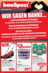 bauSpezi Baumarkt bauSpezi Freystadt - bis 31.05.2020