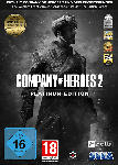 Saturn Company of Heroes 2 - Platinum Edition