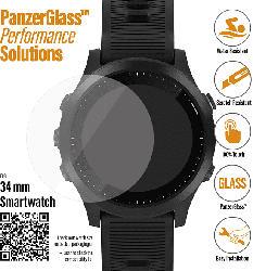 Schutzglas für 34 mm Garmin Smartwatches