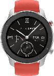 Media Markt AMAZFIT  GTR 42.6 mm Smartwatch Aluminium, Silikon, 118 mm + 75 mm, Coral Red