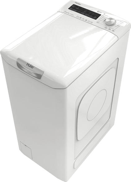 HAIER RTXSSGQ684TMH-84  Waschmaschine Toplader (8 kg, 1400 U/Min., A+++)