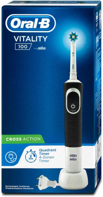 Oral-B Vitality 100 Cross Action elektrische Zahnbürste