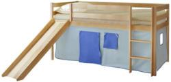 Spielbett Manuel 90x200 cm Hellblau