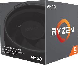 Ryzen 5 2600, 6x 3.4 GHz, boxed (YD2600BBAFBOX)